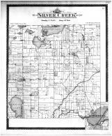 Silver Creek Township, Dowagiac, Indian lake, Magician Lake, Cass County 1896
